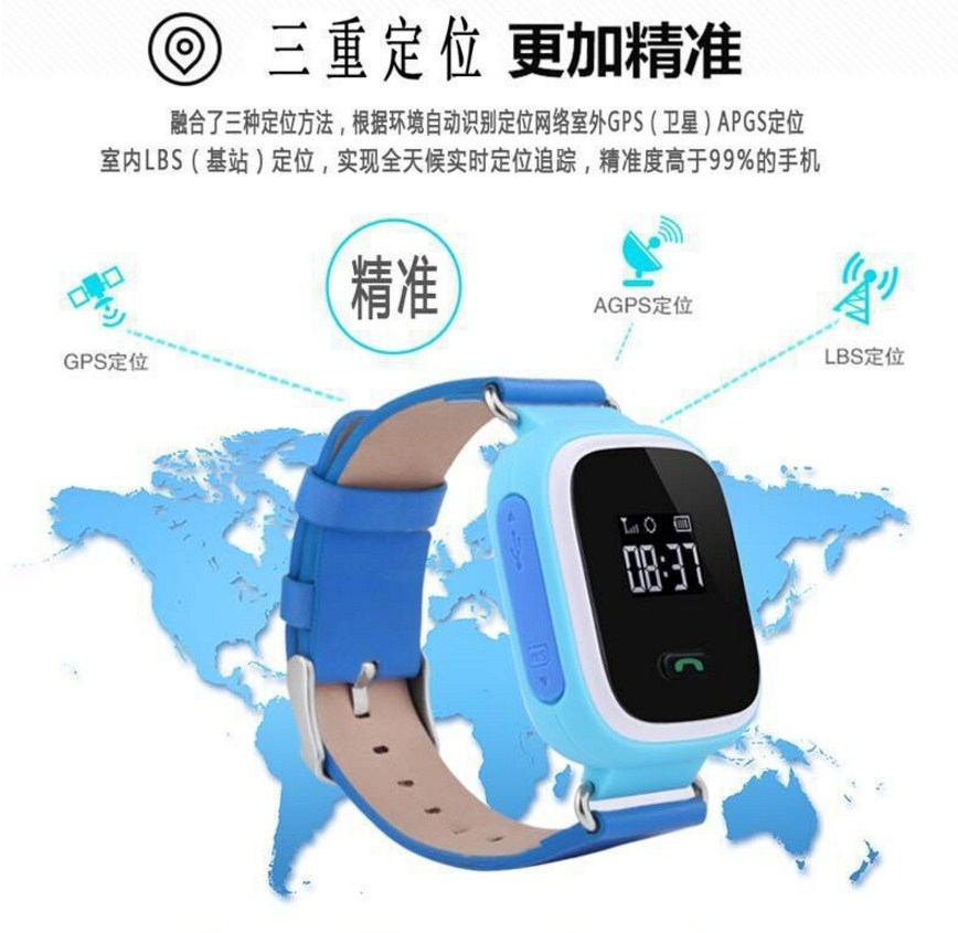 Детские смарт-часы GPS SH-01 (123-104) - 6