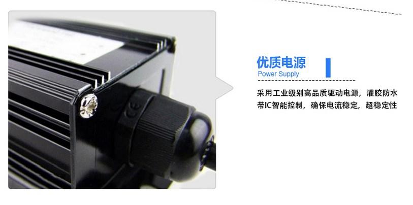 Светодиодный светильник LED Dema Light 6W-182W (115-103) - 15