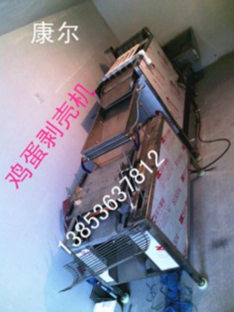 Машина для очистки куриных яиц Kanger JB-200 (15000 шт/час) (111-102) - 1