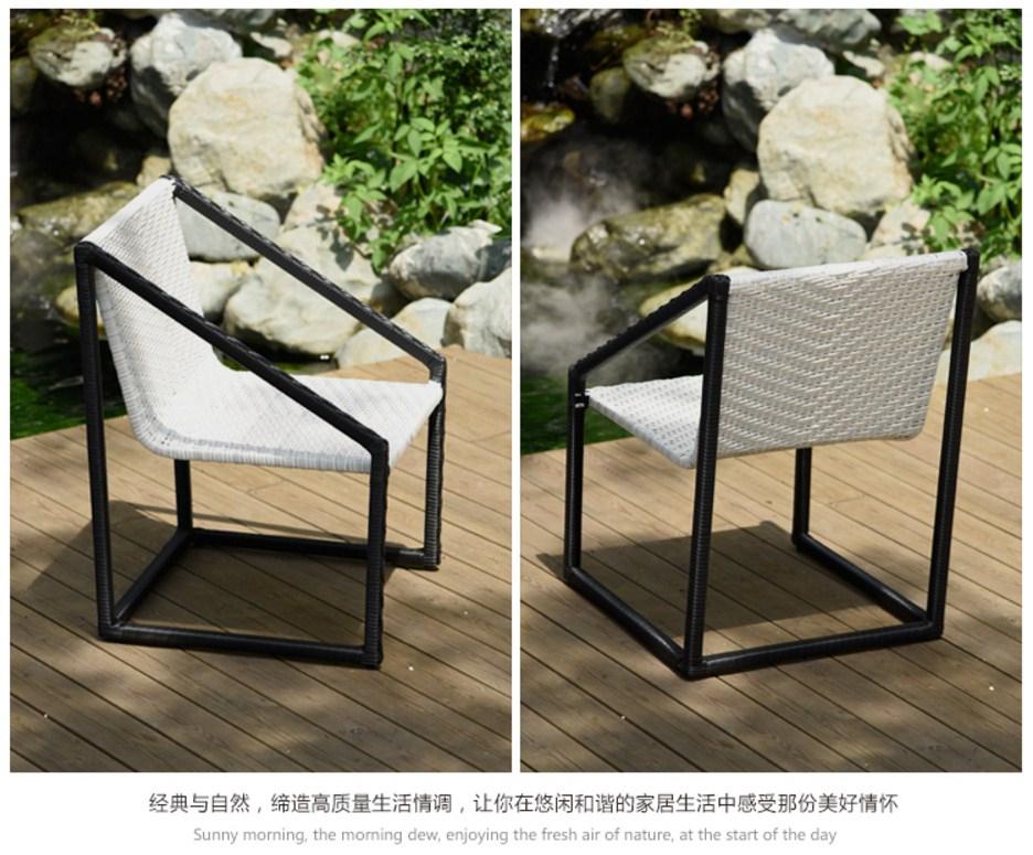 Столик и кресла из ротанга BASI LYNTON (132-100) - 12