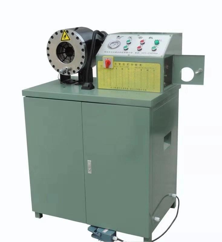 Станок для обжима РВД MK-170 (108-100) - 4