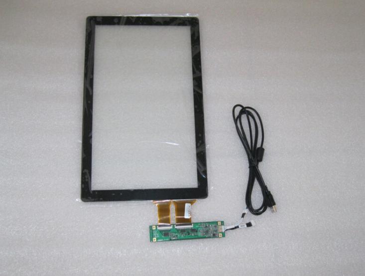 """Сенсорный емкостной экран 19"""" GreenTouch GT-CTP19, мультитач, USB (133-113) - 2"""