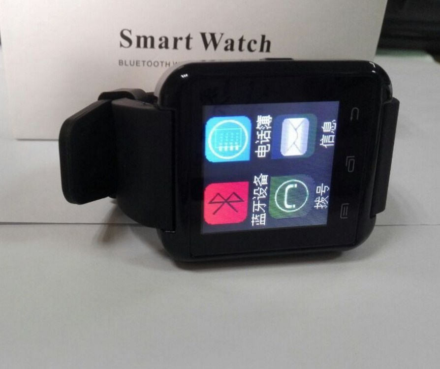 Смарт часы Bluetooth U8 Smart Watch MTK6261 (123-100) - 7