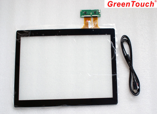 """Сенсорный емкостной экран 21,5"""" GreenTouch GT-CTP21.5, мультитач, USB (133-116) - 1"""