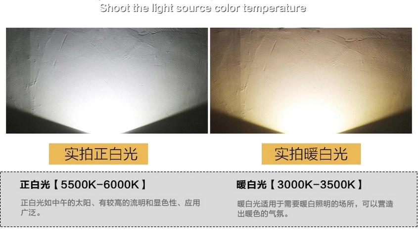 Светодиодный светильник прожектор LED Caixin 42W-196W (115-105) - 13