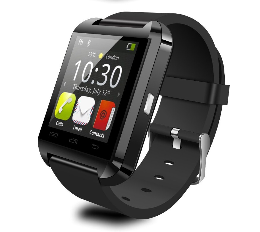 Смарт часы Bluetooth U8 Smart Watch MTK6261 (123-100) - 2