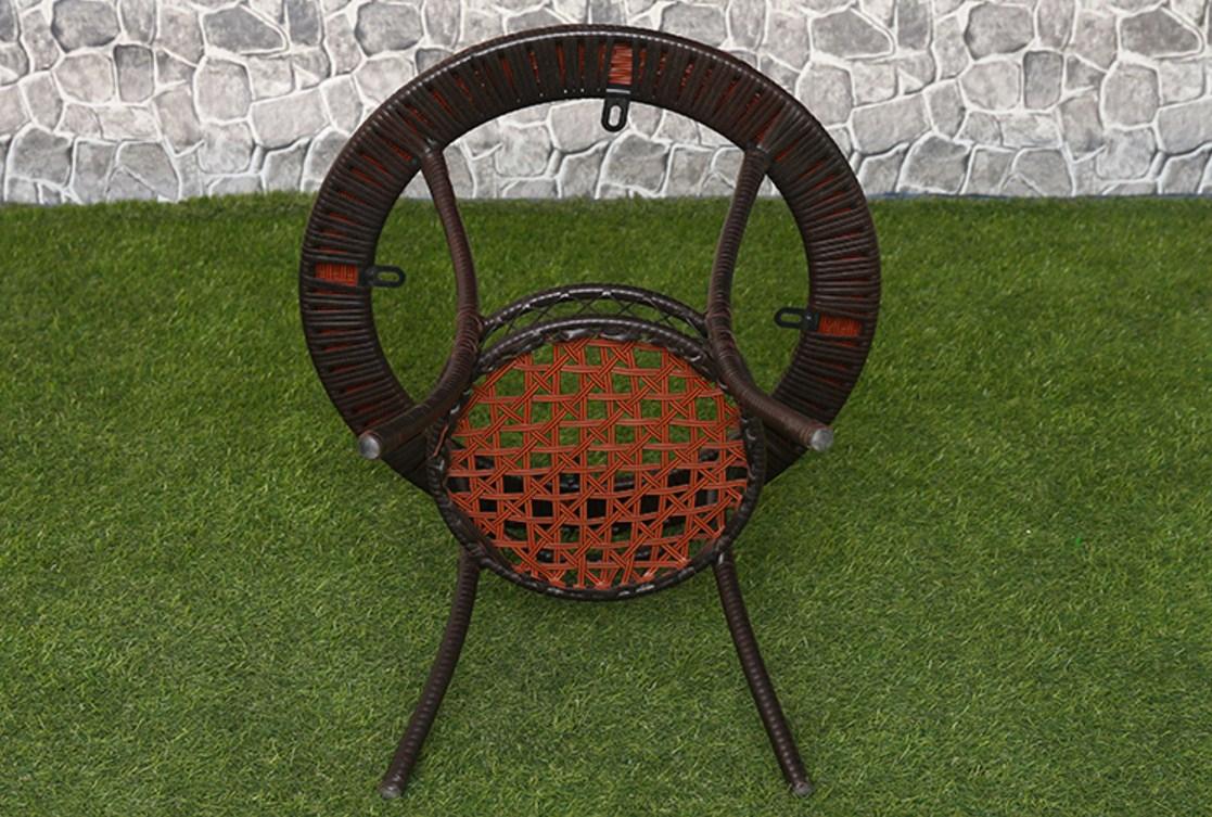 Столик и четыре кресла из ротанга Sunco (132-103) - 15
