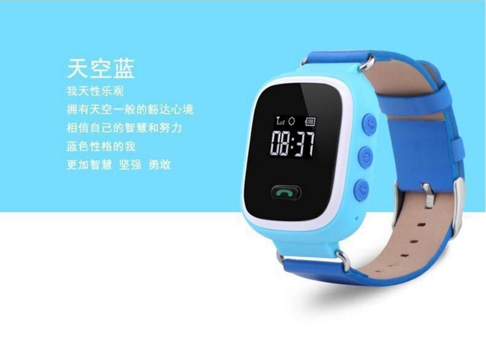 Детские смарт-часы GPS SH-01 (123-104) - 11