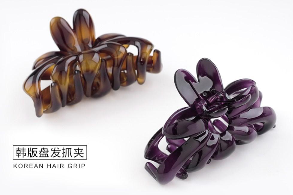 Заколка для волос ZHANG TAITAI D538 (124-114) - 8