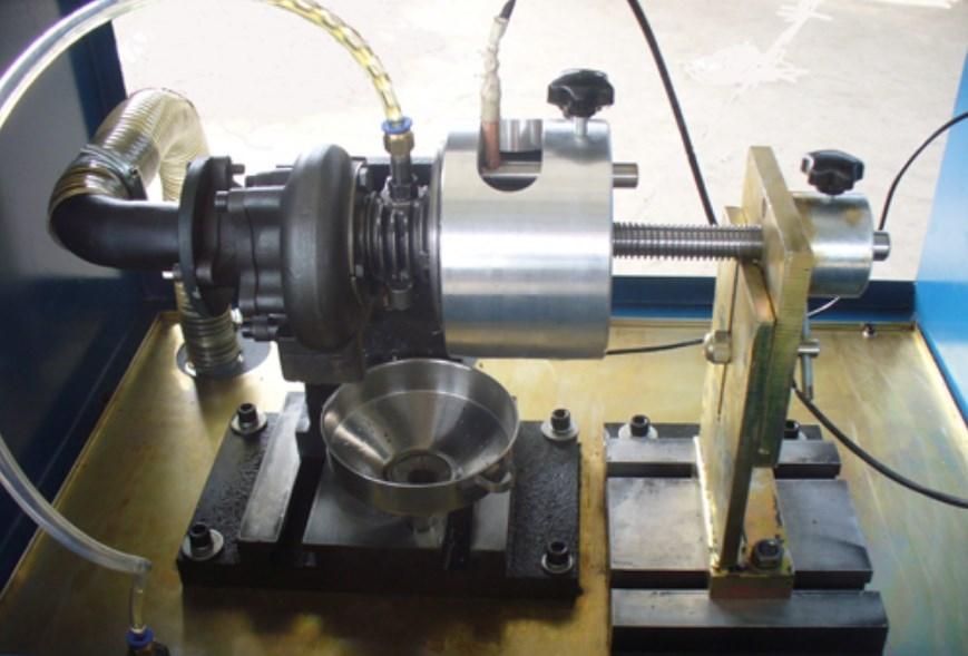 Стенд для балансировки турбокомпрессоров Nantai NT-D3 (114-115) - 2