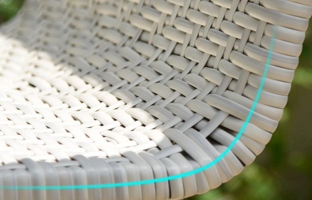 Столик и кресла из ротанга BASI LYNTON (132-100) - 14