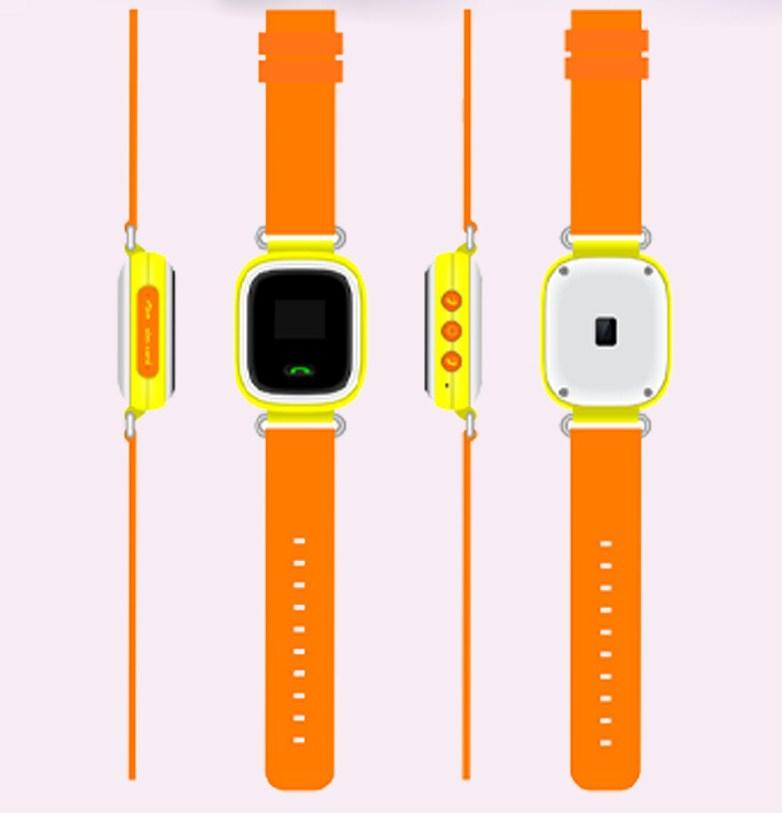 Детские смарт-часы GPS SH-01 (123-104) - 15
