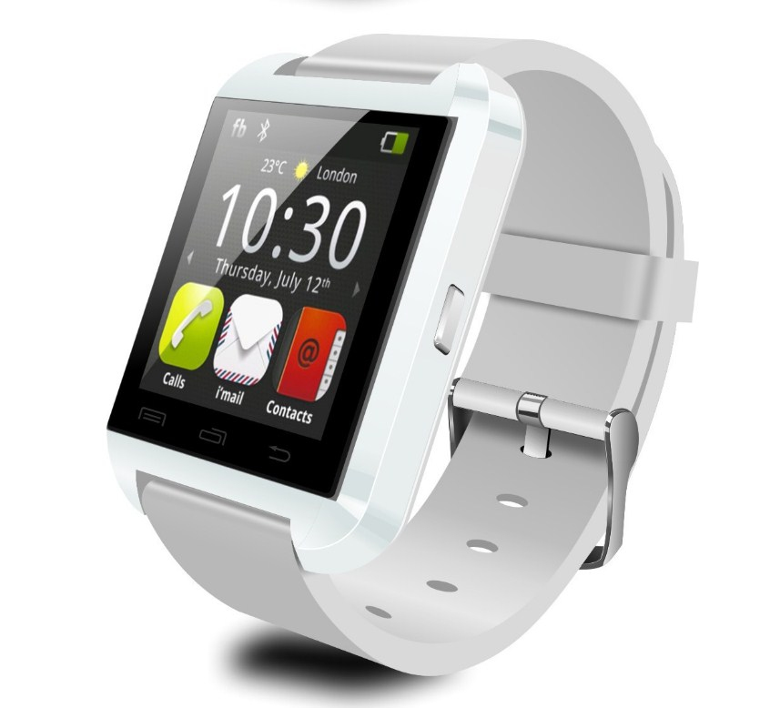 Смарт часы Bluetooth U8 Smart Watch MTK6261 (123-100) - 3