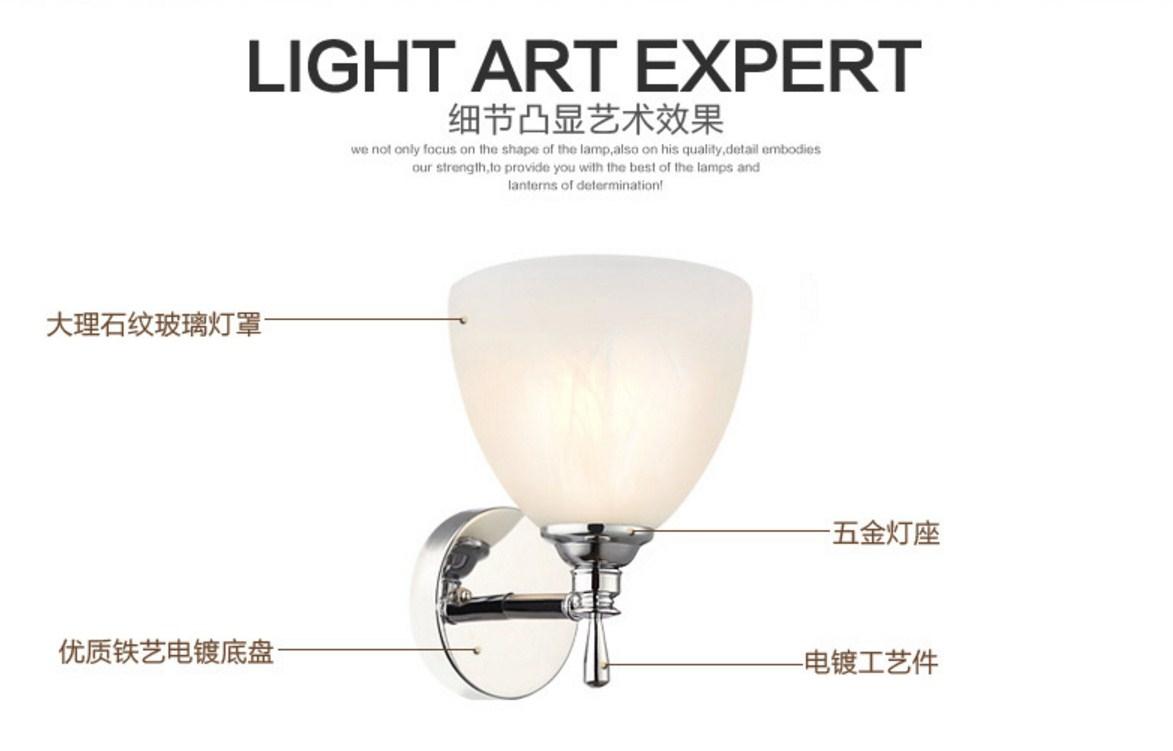 Настенный LED светильник Plymouth Dili Lighting PLDDS-5099 (101-254) - 8