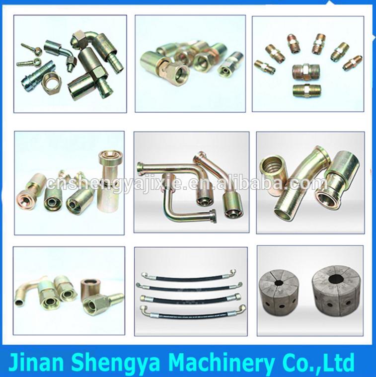 Станок для обжима РВД Shengya SY-CNC80 (108-156) - 6