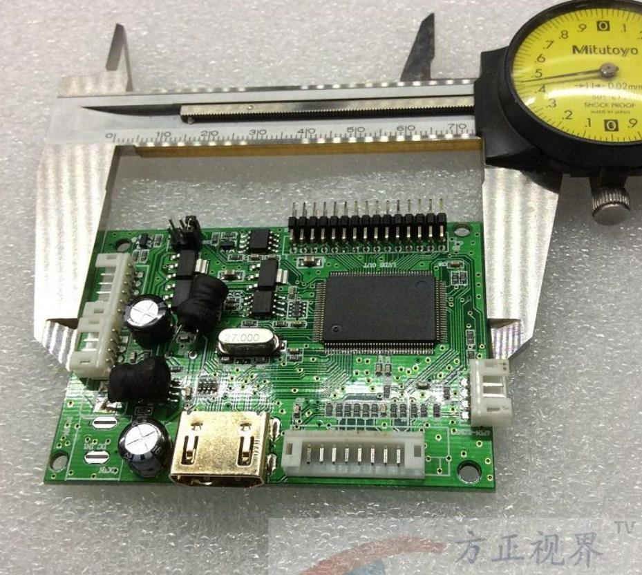 Контроллер экрана LVDS-HDMI converter PCB800661 (133-102) - 1