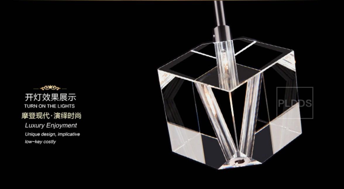 Потолочный светильник Plymouth Dili Lighting Crystal LED-5780-5 (101-239) - 5