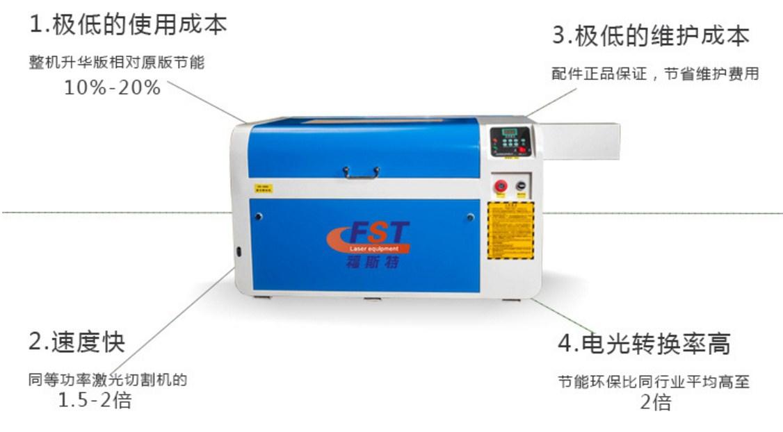 Лазерный гравер FST-4060 (103-121) - 7