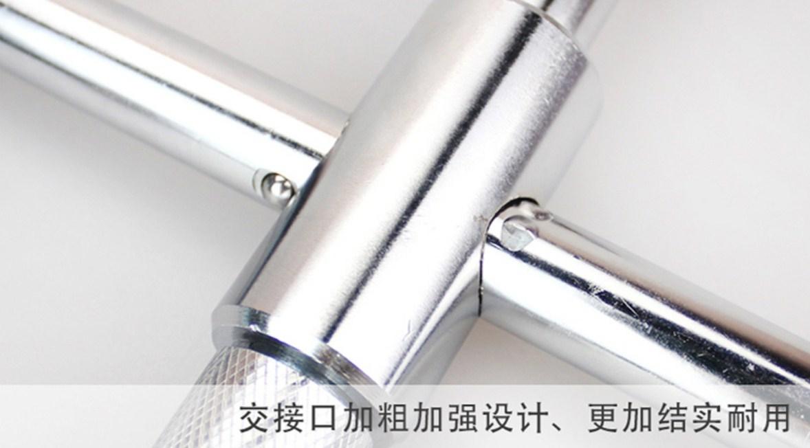 Ключ балонный крестовый BN-038 (131-108) - 6