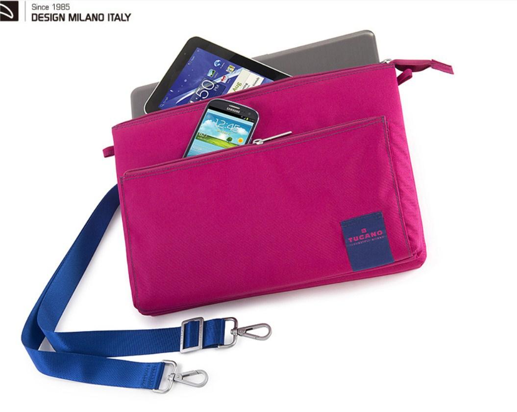 Женская сумка для ноутбука 13.3 дюйма Tucano BLAM (127-103) - 7