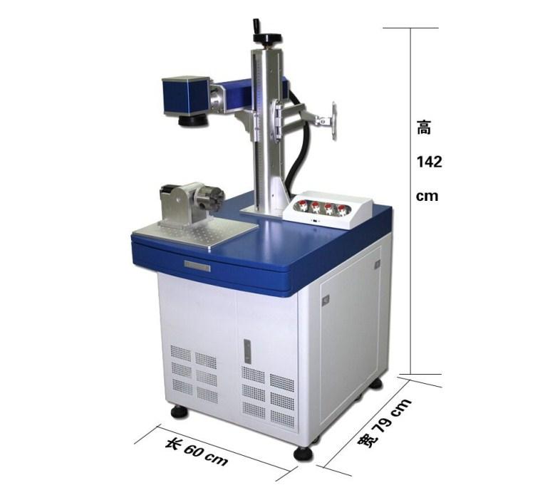 Лазерный станок - гравер JULONG JL-YAG (103-111) - 9