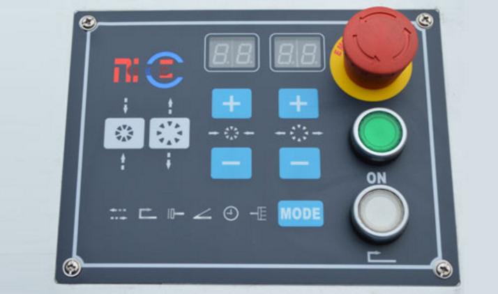 Станок для опрессовки гаек на РВД NS-N10 (108-124) - 1