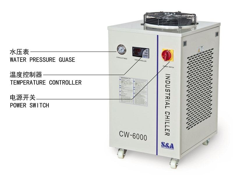 Чиллер CW-6000 (103-129) - 2