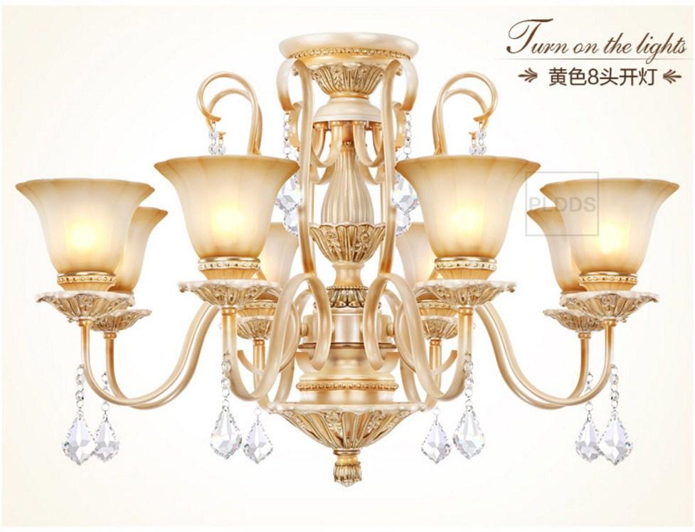 Люстры в стиле ретро Plymouth Dili Lighting 8202 - Цвет 8 (101-232) - 4