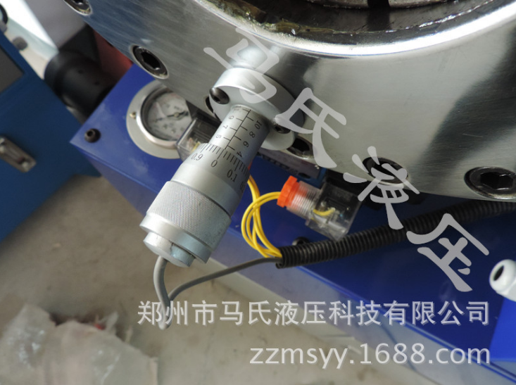 Станок для обжима РВД MK-100-A (108-152) - 4