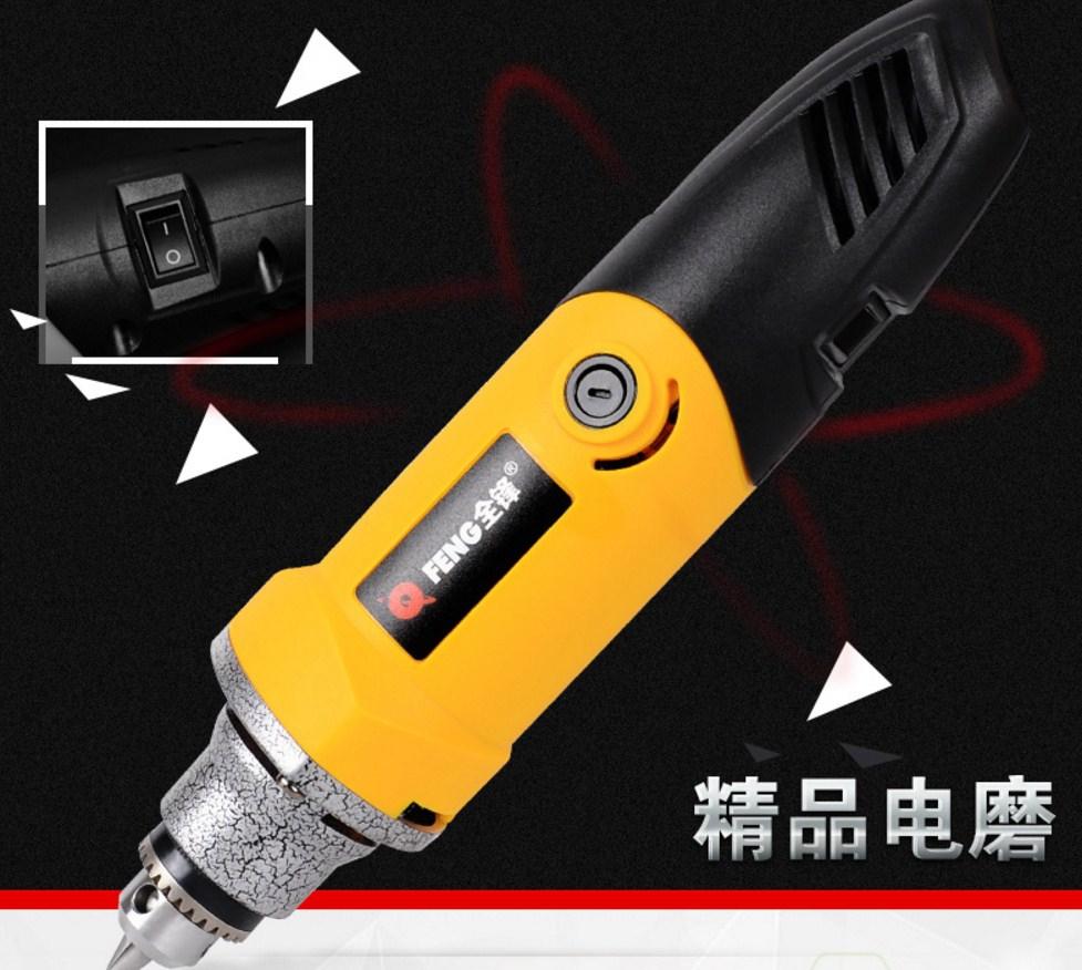 Электрическая прямая шлифовальная машина FENG Т60 (131-113) - 12