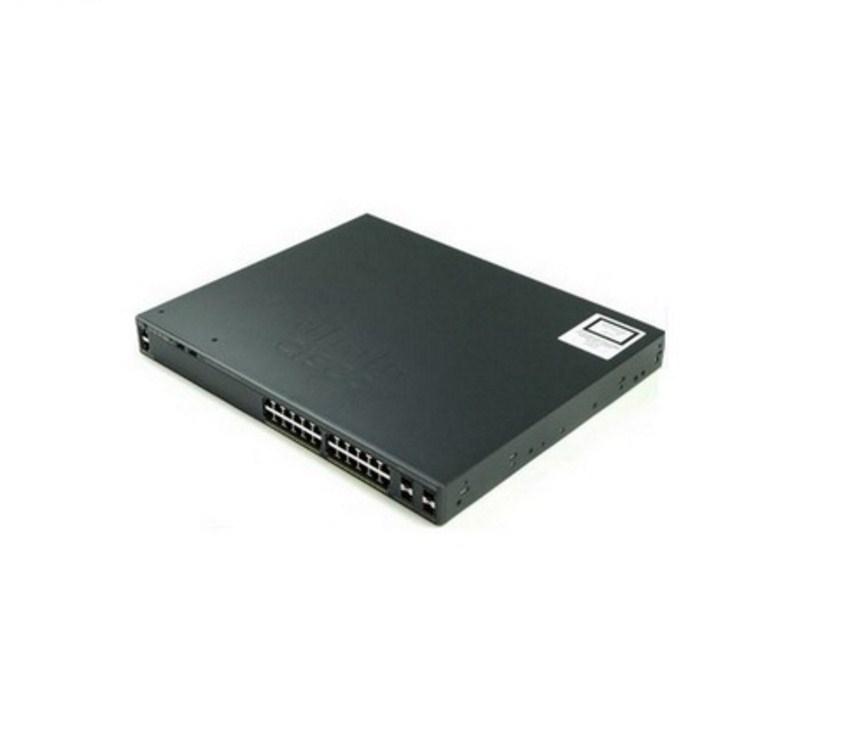 Коммутатор Cisco Catalyst WS-C2960X-24TD-L (134-205) - 2
