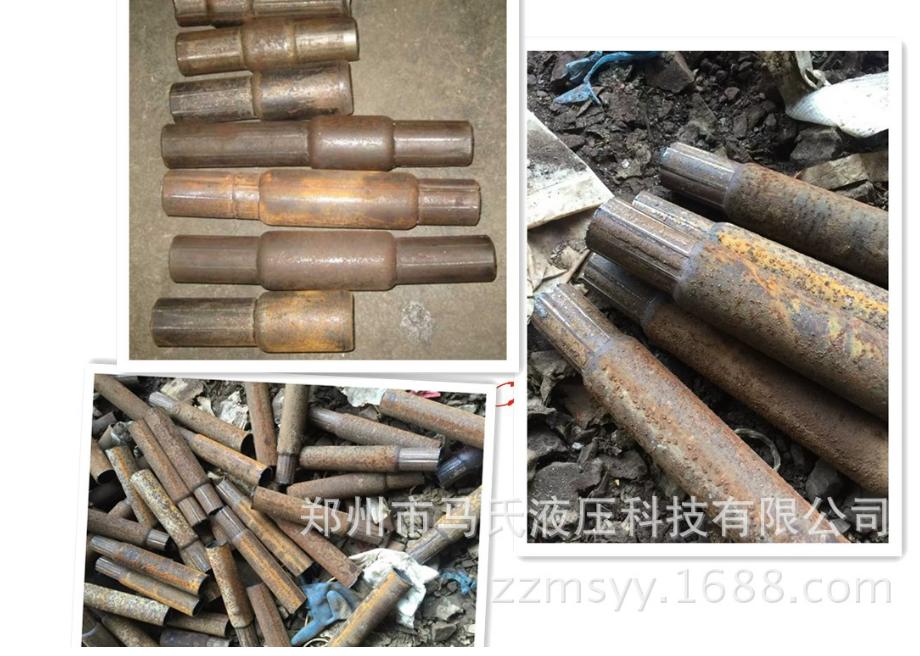 Станок для обжима концов металлических труб МК-90А (108-153) - 5