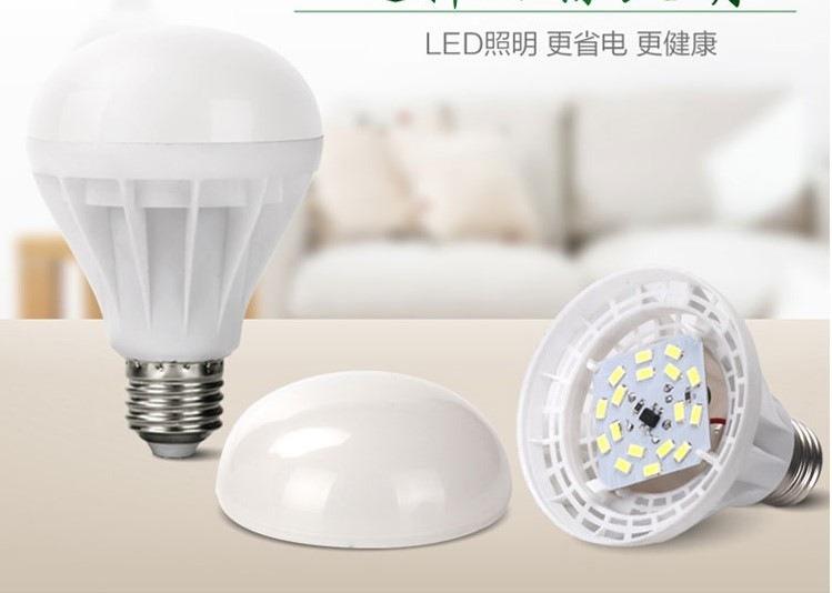 Светодиодные лампы LED-E27-5630 (101-210) - 3