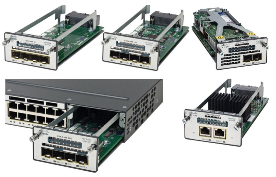 Коммутатор Cisco Catalyst WS-C3560X-24P-L (134-204) - 4