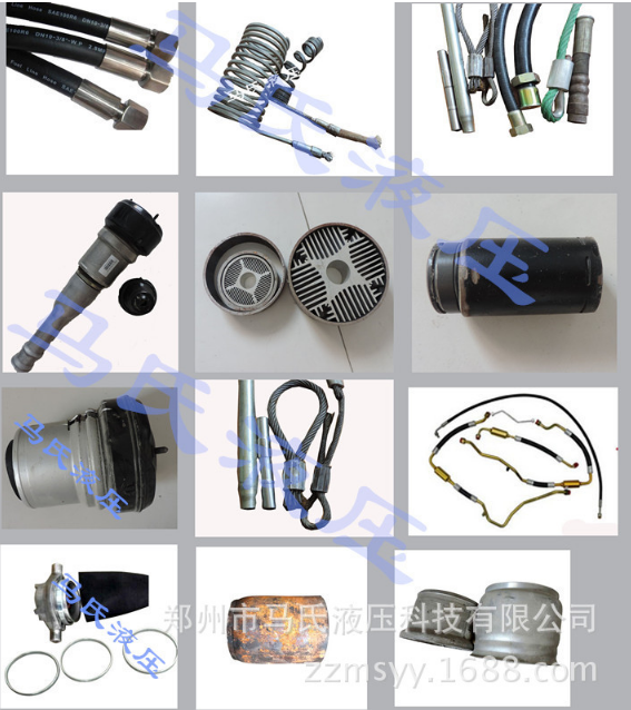 Станок для обжима РВД MK-100-A (108-152) - 3
