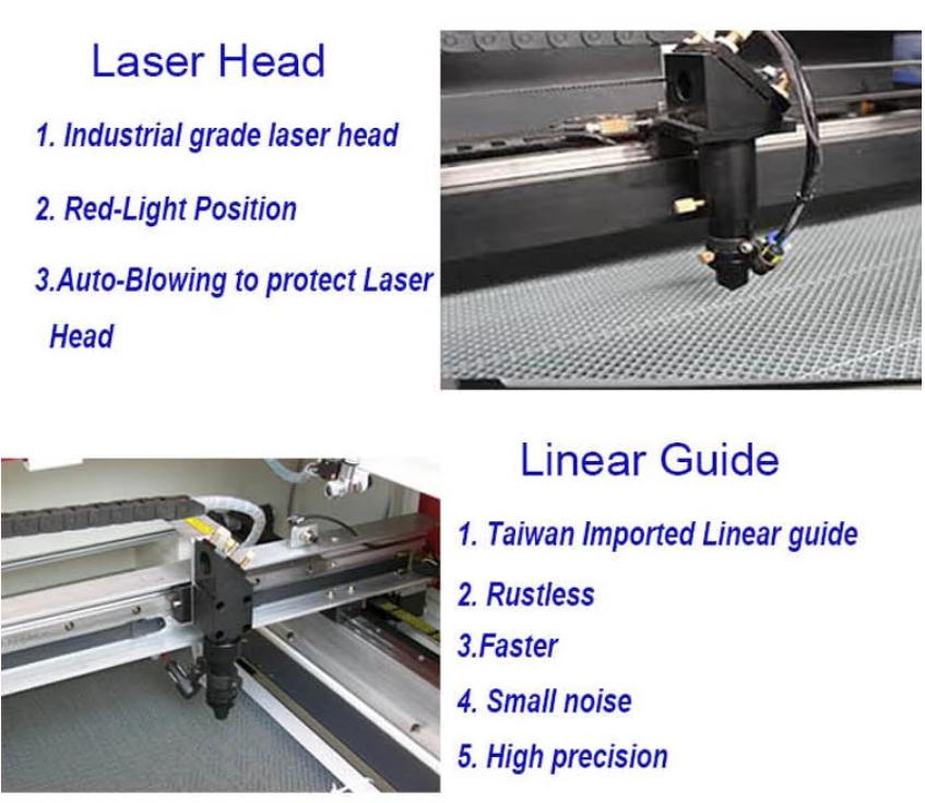 Станок для лазерной резки FST-1325 (103-139) - 10