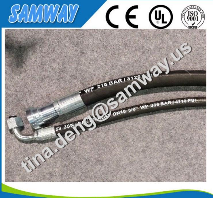 Ручной станок для обжима РВД SAMWAY P20HP (108-136) - 9