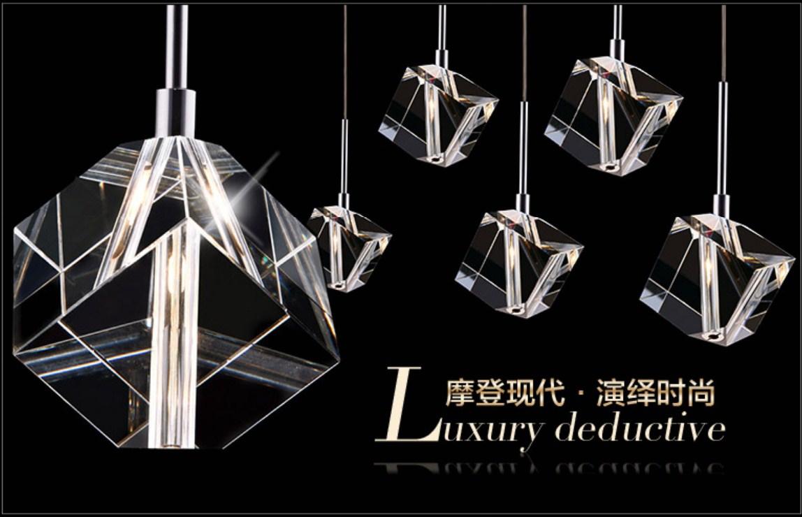 Потолочный светильник Plymouth Dili Lighting Crystal LED-5780-5 (101-239) - 7