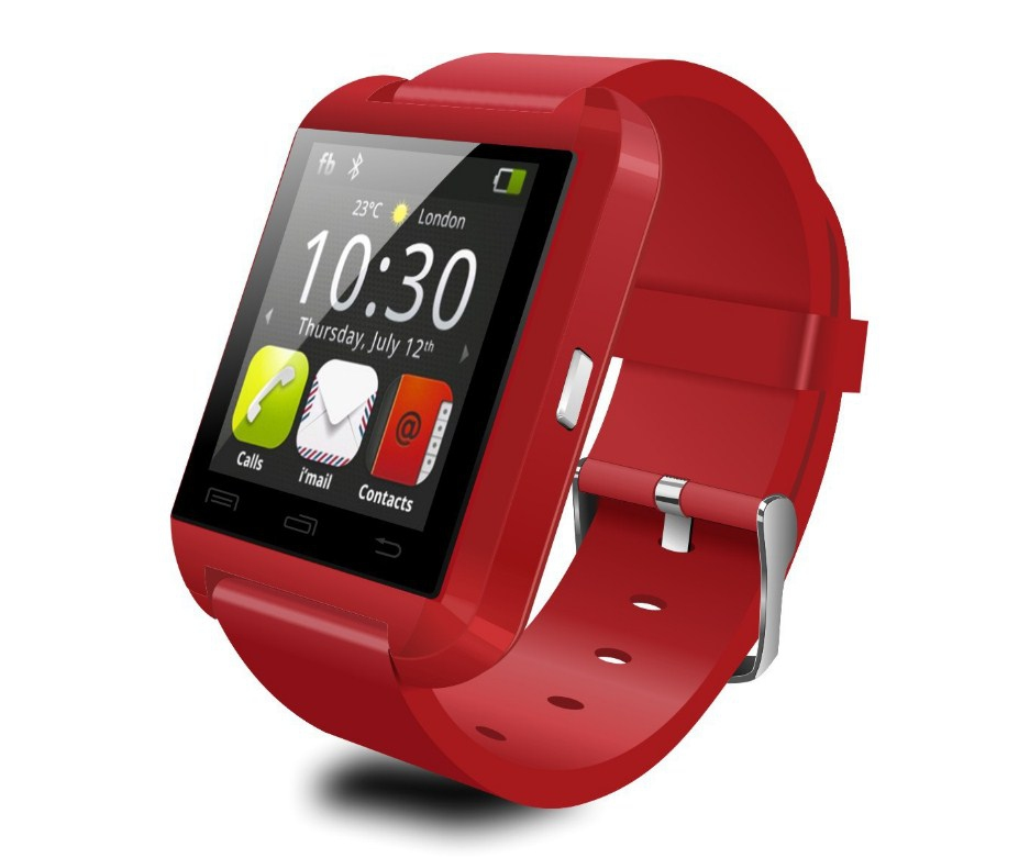 Смарт часы Bluetooth U8 Smart Watch MTK6261 (123-100) - 1