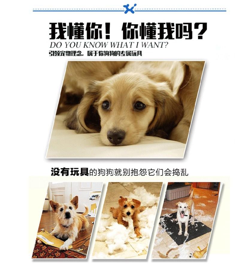 Игрушка для собак CharmingPet - POPPIN' POLKIES (128-101) - 5