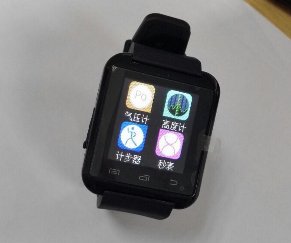 Смарт часы Bluetooth U8 Smart Watch MTK6261 (123-100) - 6
