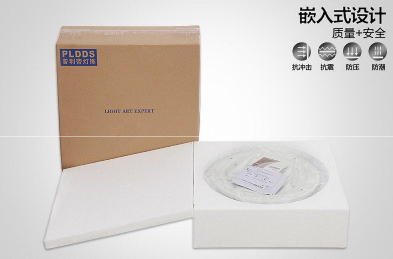 Светодиодные потолочные светильники LED-9003 (101-246) - 13