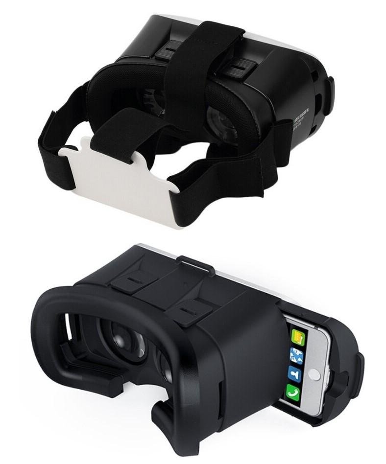 """Очки виртуальной реальности VR Box 3D для 3.5"""" - 6.0"""" с пультом управления (113-100) - 1"""