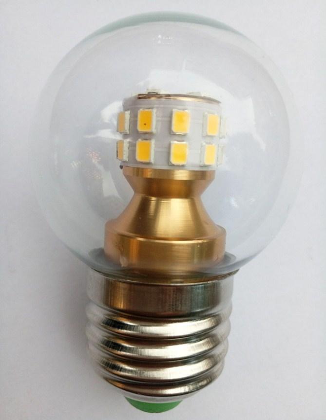 Лампа пожаробезопасная с металлическим корпусом LED-E27-5W-7W-2835 (101-218) - 5