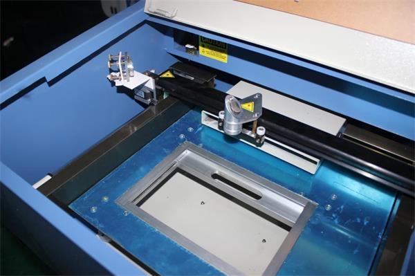 Лазерный гравировальный мини - станок FST-3020 (103 -124) - 2