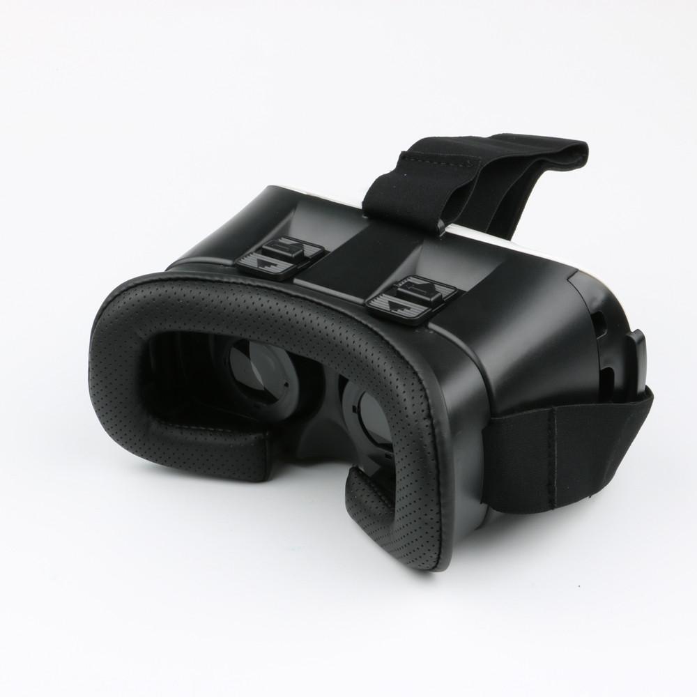 """Очки виртуальной реальности VR Box 3D для 3.5"""" - 6.0"""" с пультом управления (113-100) - 4"""