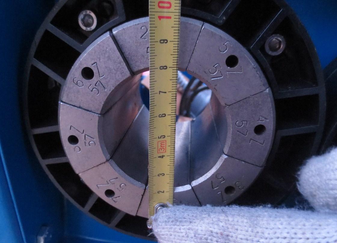 Станок для обжима РВД SAMWAY P32Q (108-147) - 15