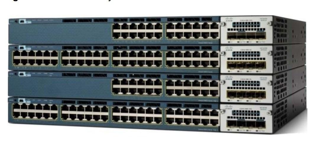 Коммутатор Cisco Catalyst WS-C3750X-48PF-L (134-202) - 1