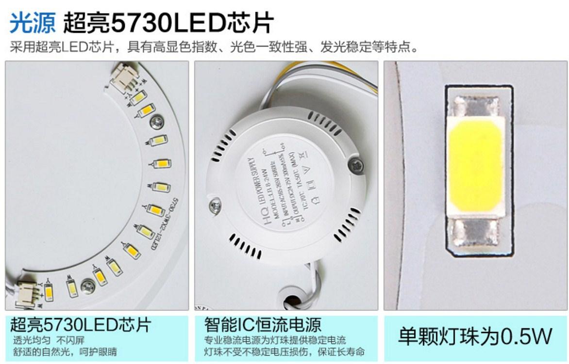 Светодиодные потолочные светильники LED-9003 (101-246) - 9