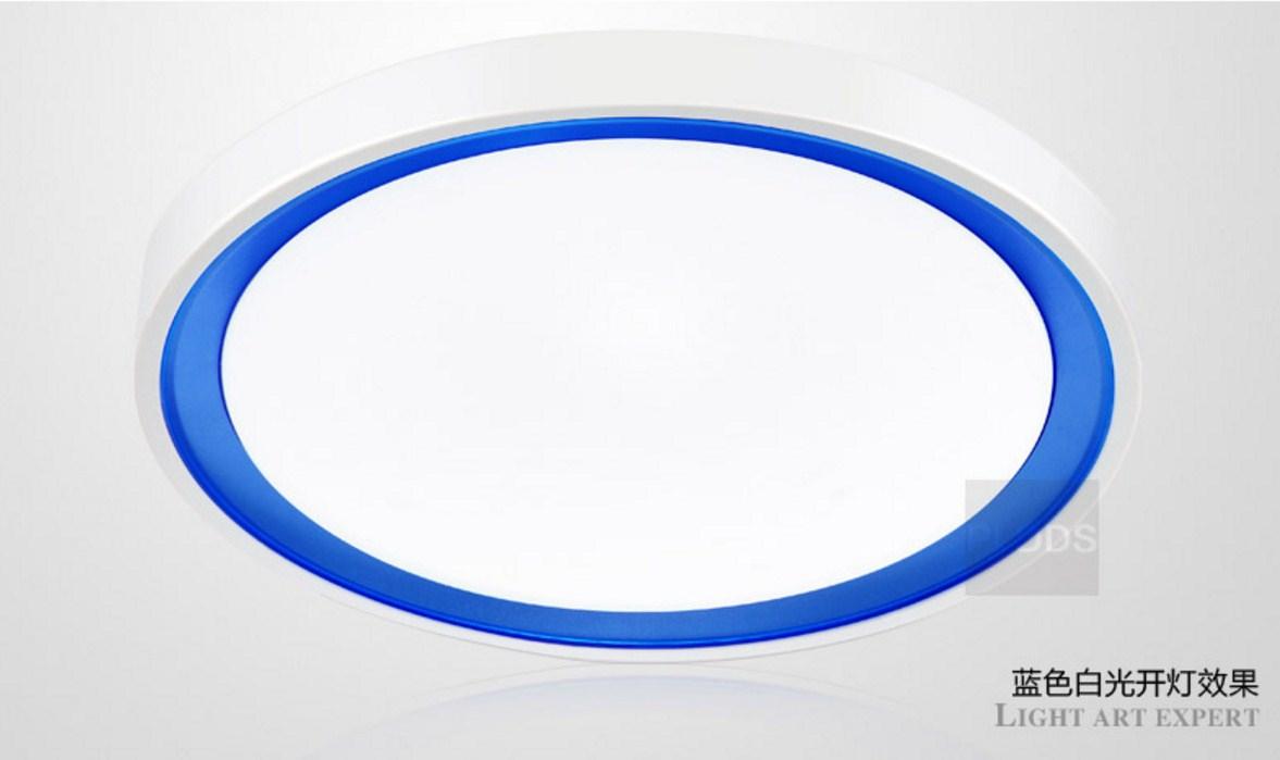 Светодиодный потолочный светильник LED-9056 (101-250) - 5